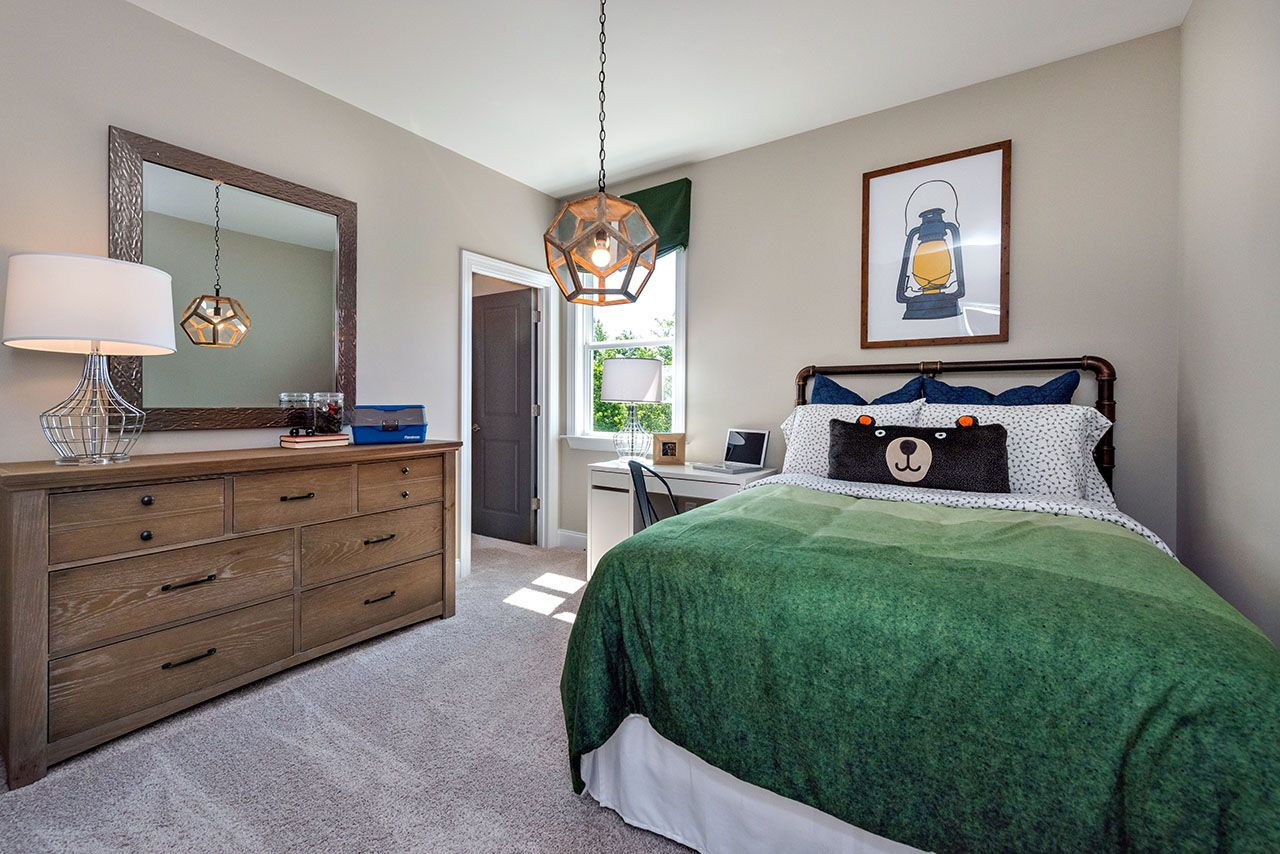 Bedroom featured in the London By Taylor Morrison in Raleigh-Durham-Chapel Hill, NC