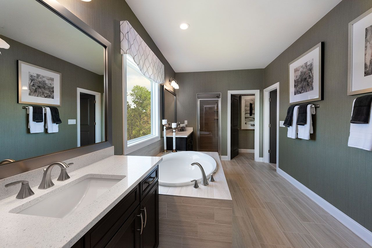 Bathroom featured in the London By Taylor Morrison in Raleigh-Durham-Chapel Hill, NC