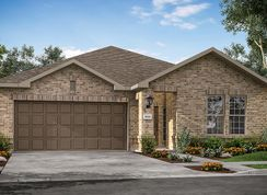 Maple - Bonterra at Cross Creek Ranch 50s: Fulshear, Texas - Taylor Morrison