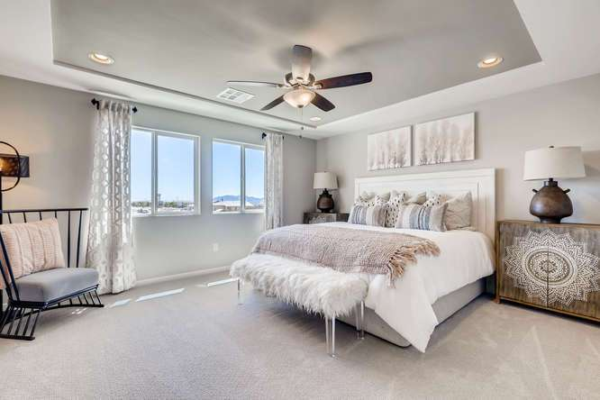 Bedroom featured in the Acacia Plus By Taylor Morrison in Las Vegas, NV