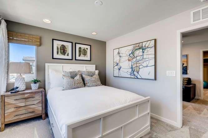 Bedroom featured in the 25 - Cedar By Taylor Morrison in Las Vegas, NV