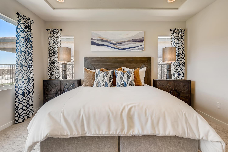 Bedroom featured in the 40 - Azalea By Taylor Morrison in Las Vegas, NV