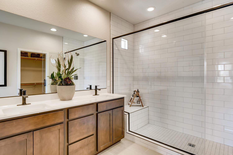 Bathroom featured in the 40 - Azalea By Taylor Morrison in Las Vegas, NV
