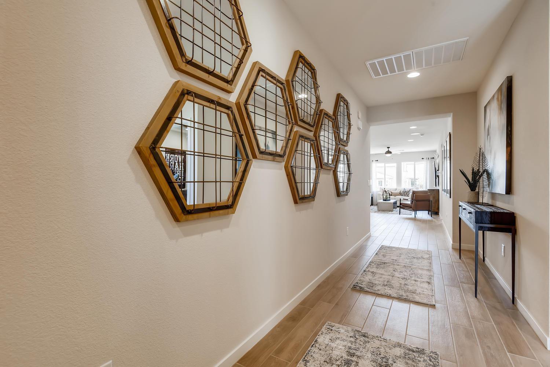 Living Area featured in the 40 - Azalea By Taylor Morrison in Las Vegas, NV