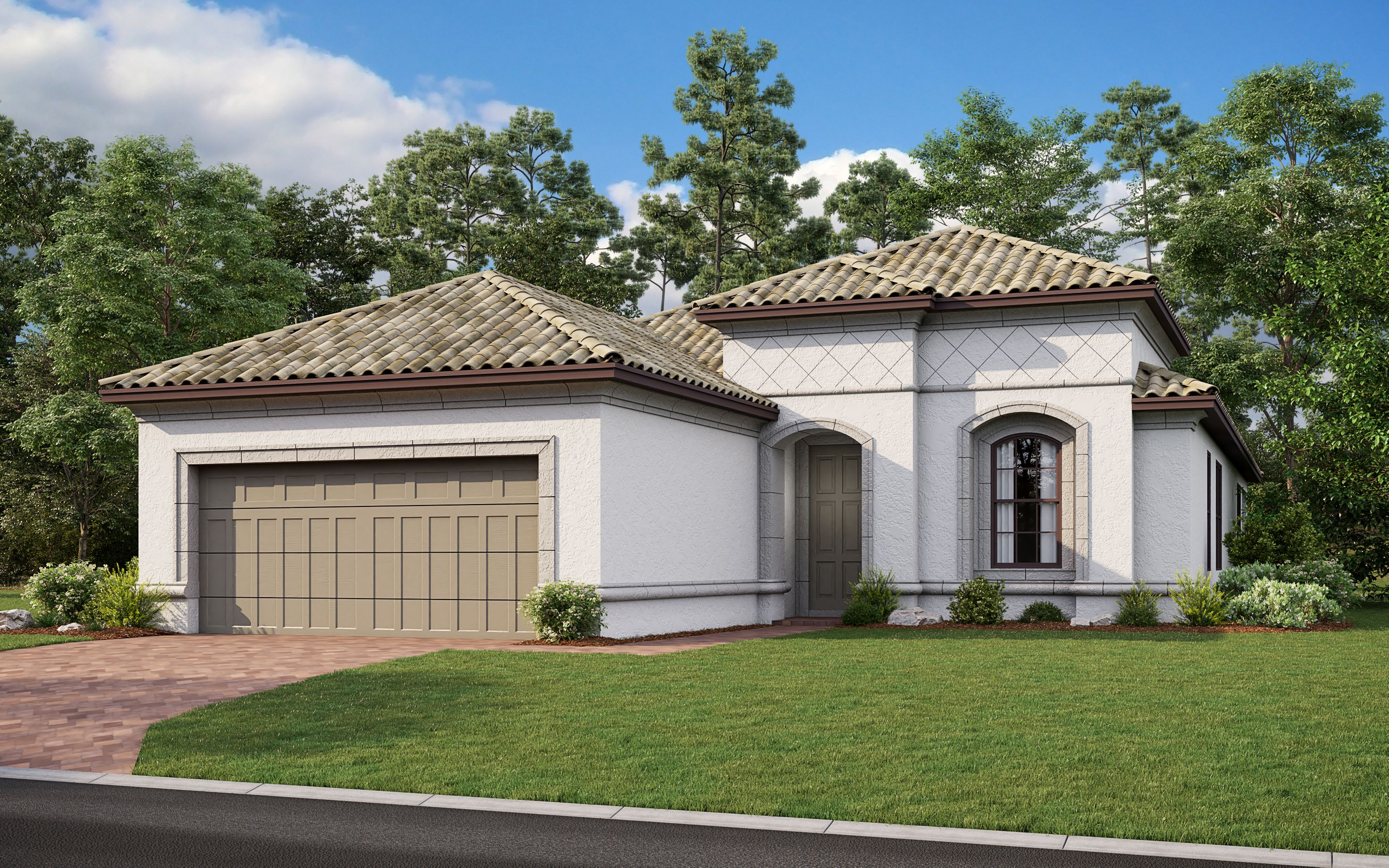 Exterior featured in the Farnese By Taylor Morrison in Naples, FL