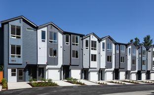Northmark Townhomes at Beardslee by Taylor Morrison in Seattle-Bellevue Washington
