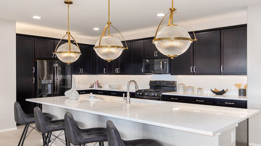 Kitchen featured in the Plan 55-RMRV2 By Taylor Morrison in Phoenix-Mesa, AZ
