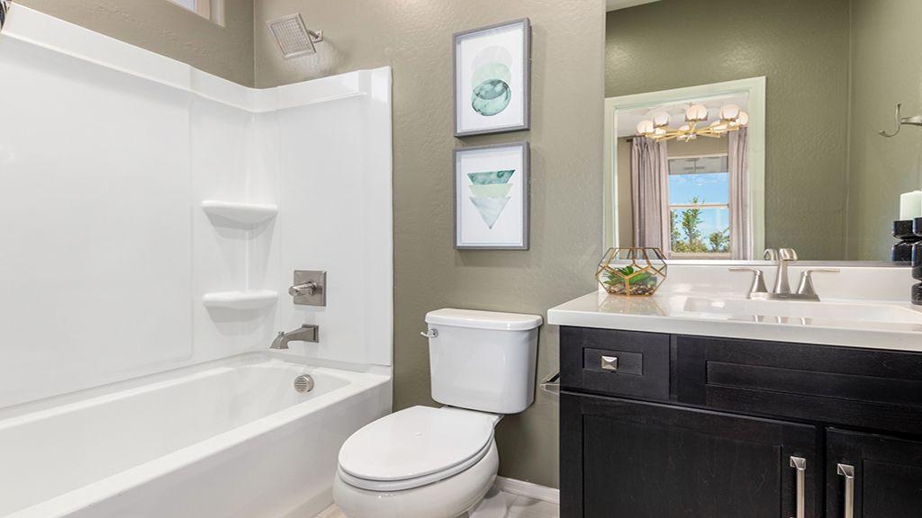 Bathroom featured in the Plan 55-RMRV2 By Taylor Morrison in Phoenix-Mesa, AZ