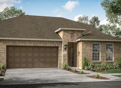 Azure - Bluffview 50s: Leander, Texas - Taylor Morrison