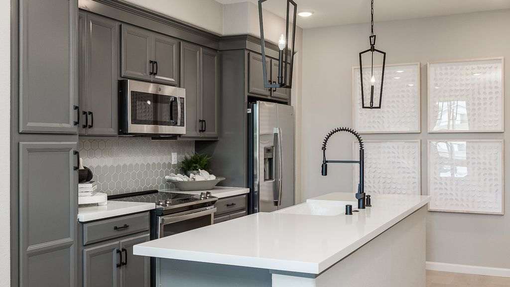 Kitchen featured in the Residence 2 Pear Tree By Taylor Morrison in Vallejo-Napa, CA
