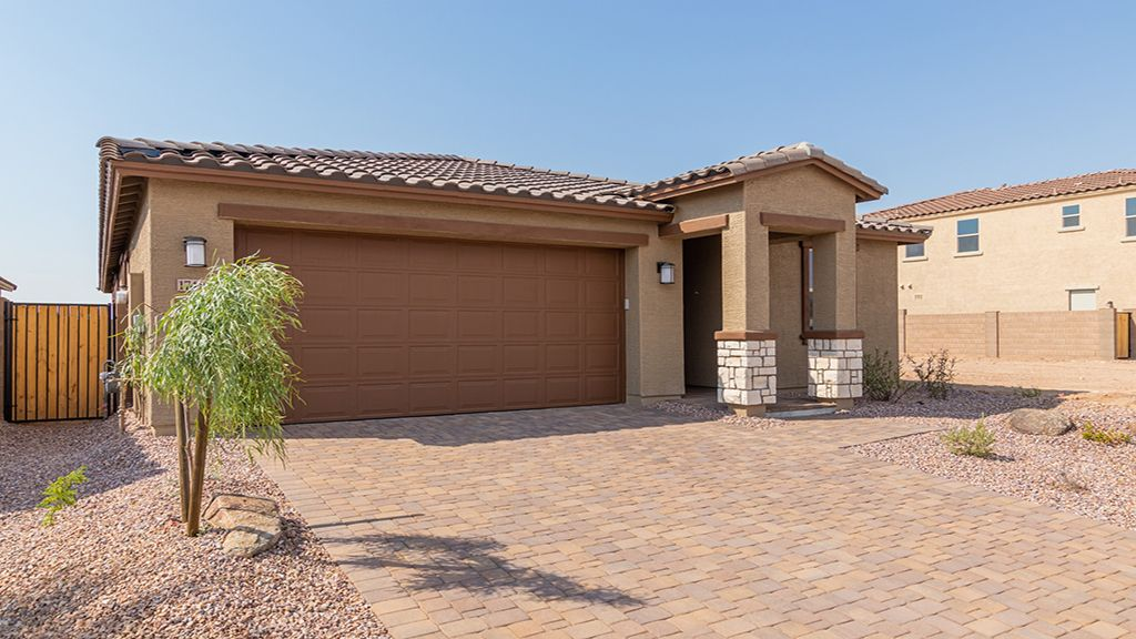 Exterior featured in the Champlain By Taylor Morrison in Phoenix-Mesa, AZ