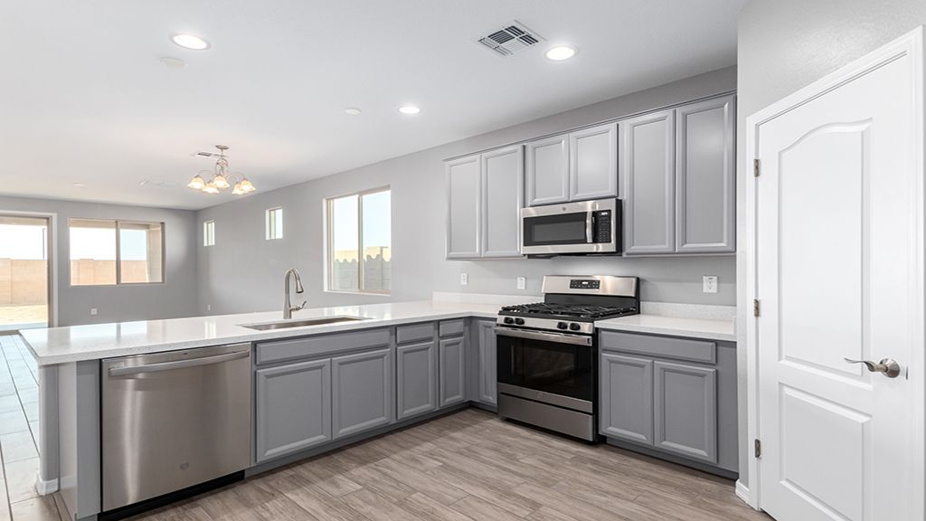 Kitchen featured in the Champlain By Taylor Morrison in Phoenix-Mesa, AZ