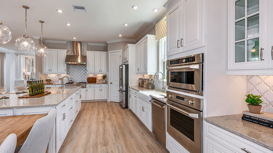 Kitchen featured in the Pallazio By Taylor Morrison in Martin-St. Lucie-Okeechobee Counties, FL