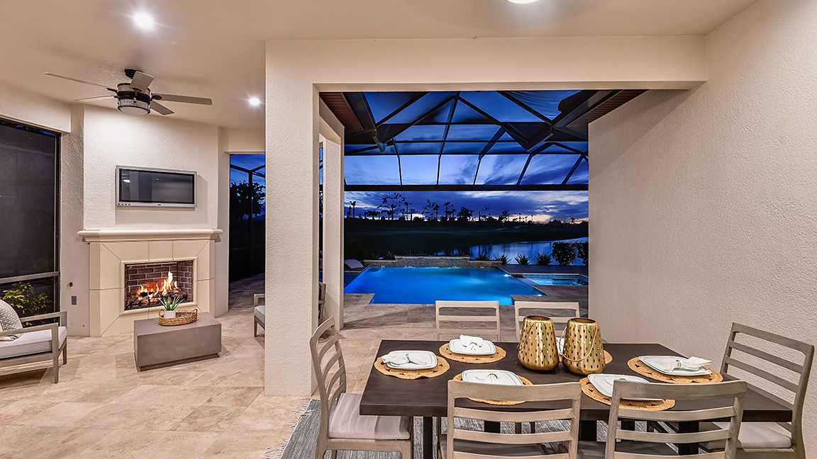 Living Area featured in the Lazio By Taylor Morrison in Sarasota-Bradenton, FL