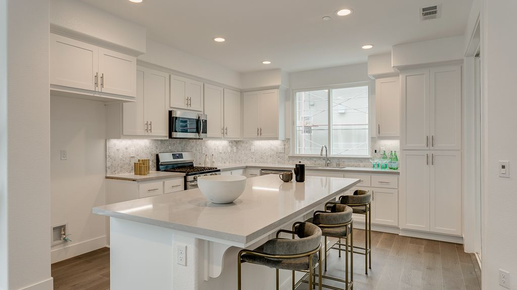 Kitchen featured in the Residence 2 WLH By Taylor Morrison in Oakland-Alameda, CA