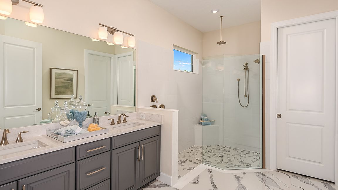 Bathroom featured in the Farnese Plan By Taylor Morrison in Naples, FL