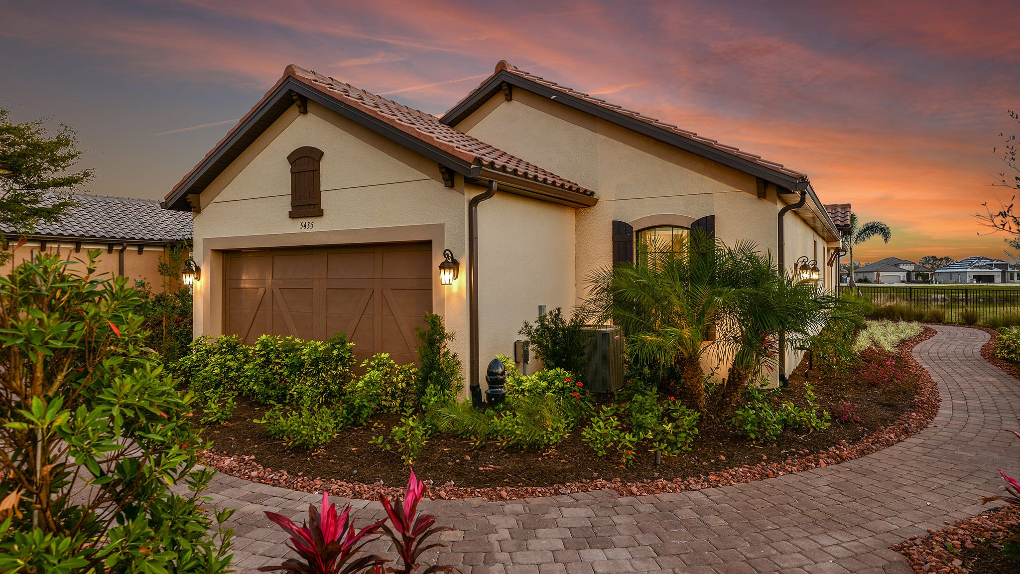 Exterior featured in the Arezzo By Taylor Morrison in Sarasota-Bradenton, FL