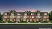 Bethesda Townhomes by Taylor Morrison in Atlanta Georgia