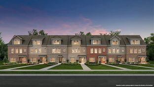 Bryce - Bethesda Townhomes: Lawrenceville, Georgia - Taylor Morrison
