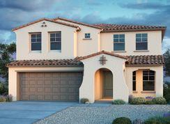 Indigo - Granite Hills Discovery Collection: Peoria, Arizona - Taylor Morrison