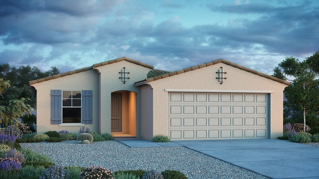 Exterior featured in the Lily By Taylor Morrison in Phoenix-Mesa, AZ