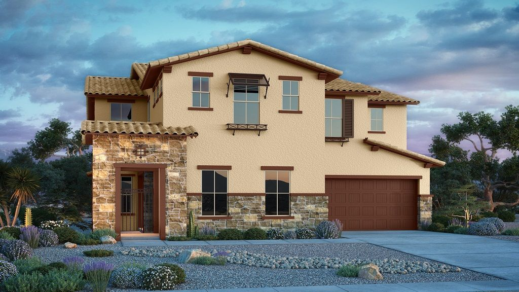 Exterior featured in the Revere By Taylor Morrison in Phoenix-Mesa, AZ