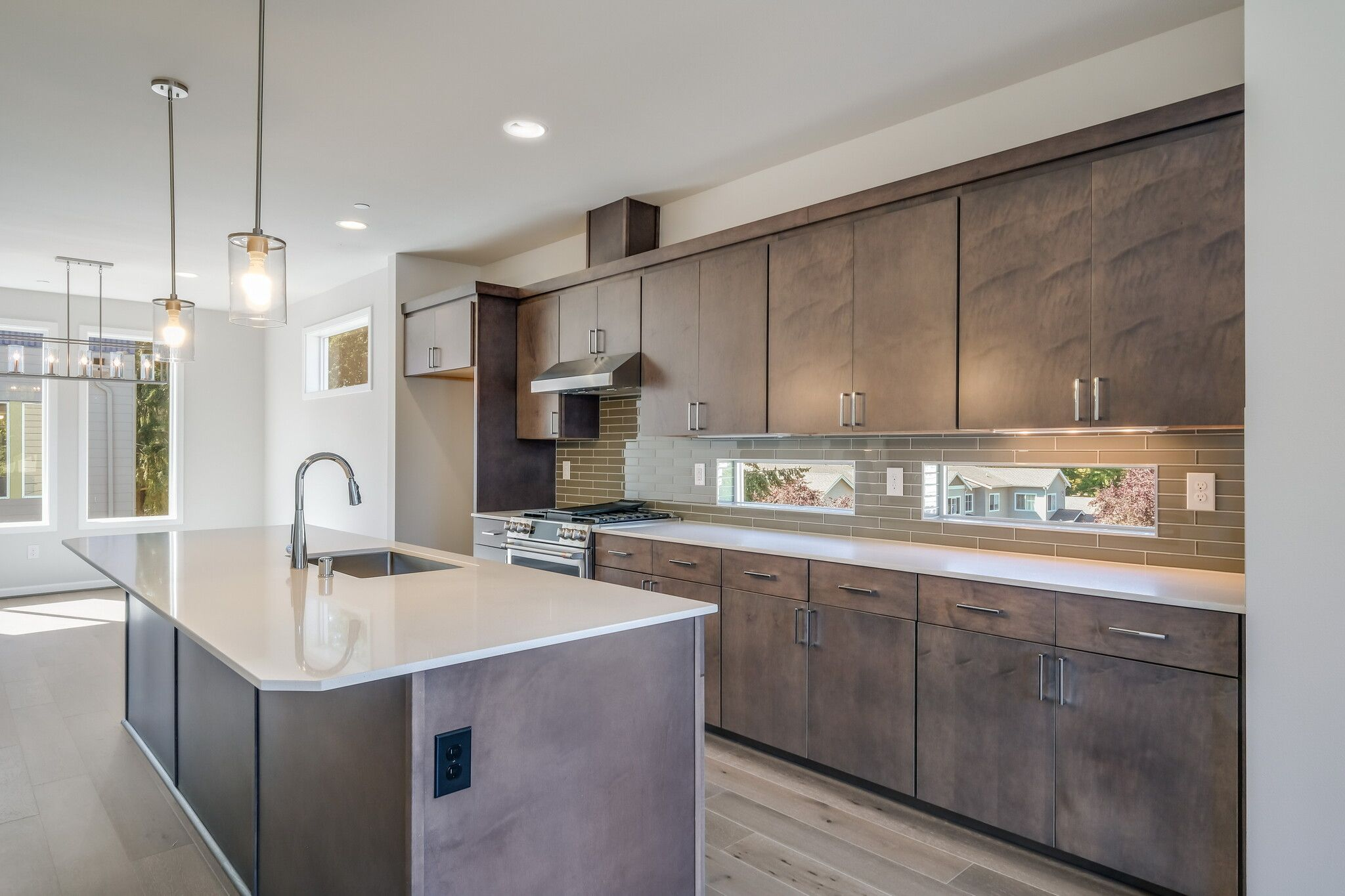 Kitchen featured in the Plan 18FExterior WLH By Taylor Morrison in Seattle-Bellevue, WA