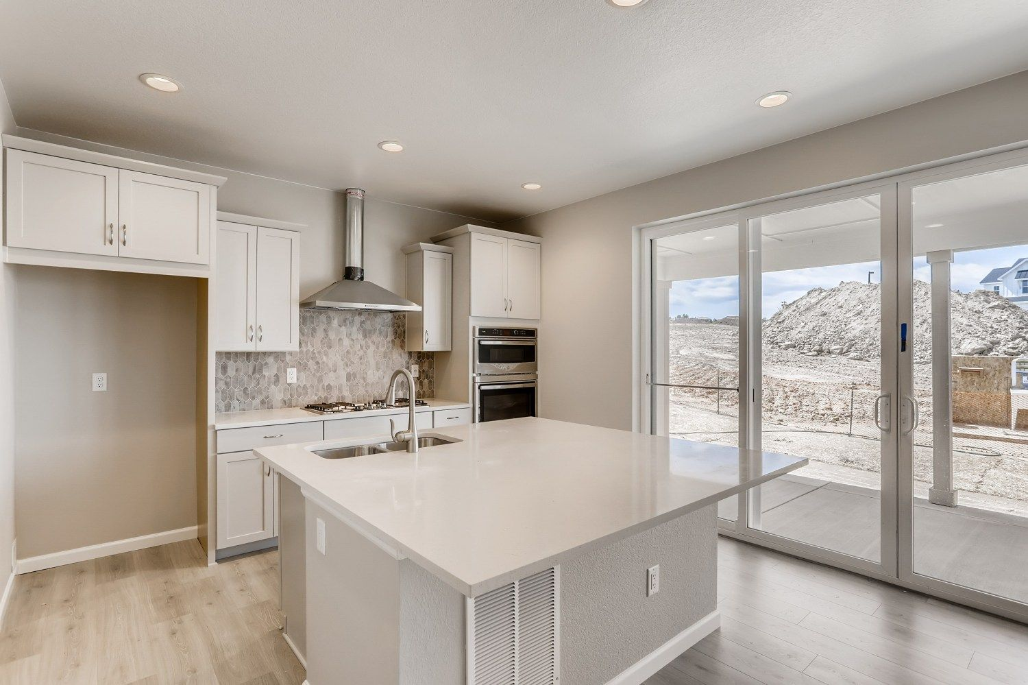 Kitchen featured in the Cortez By Taylor Morrison in Denver, CO