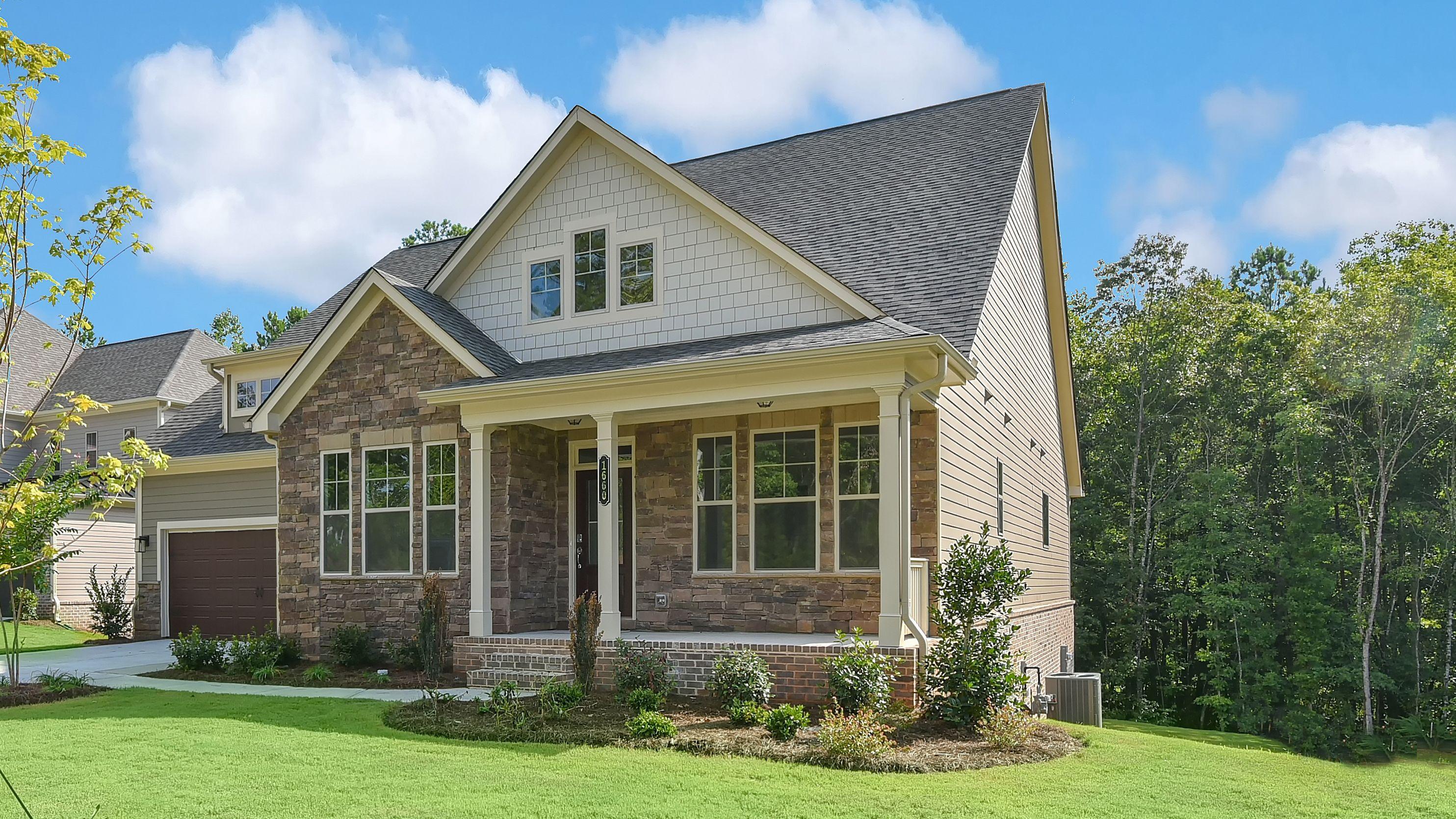 'Shiloh Manor' by Taylor Morrison - Atlanta in Atlanta