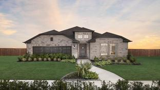 Auburn TM Plan - Overland Grove: Forney, Texas - Taylor Morrison