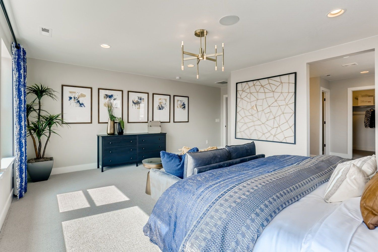 Bedroom featured in The Telluride Sterling 35s By Taylor Morrison in Denver, CO
