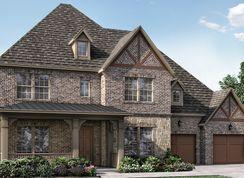7436 Plan - Estates at Shaddock Park 74s: Frisco, Texas - Darling  Homes