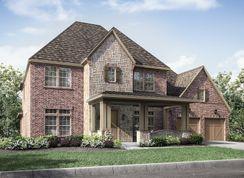 7445 Plan - Estates at Shaddock Park 74s: Frisco, Texas - Darling  Homes
