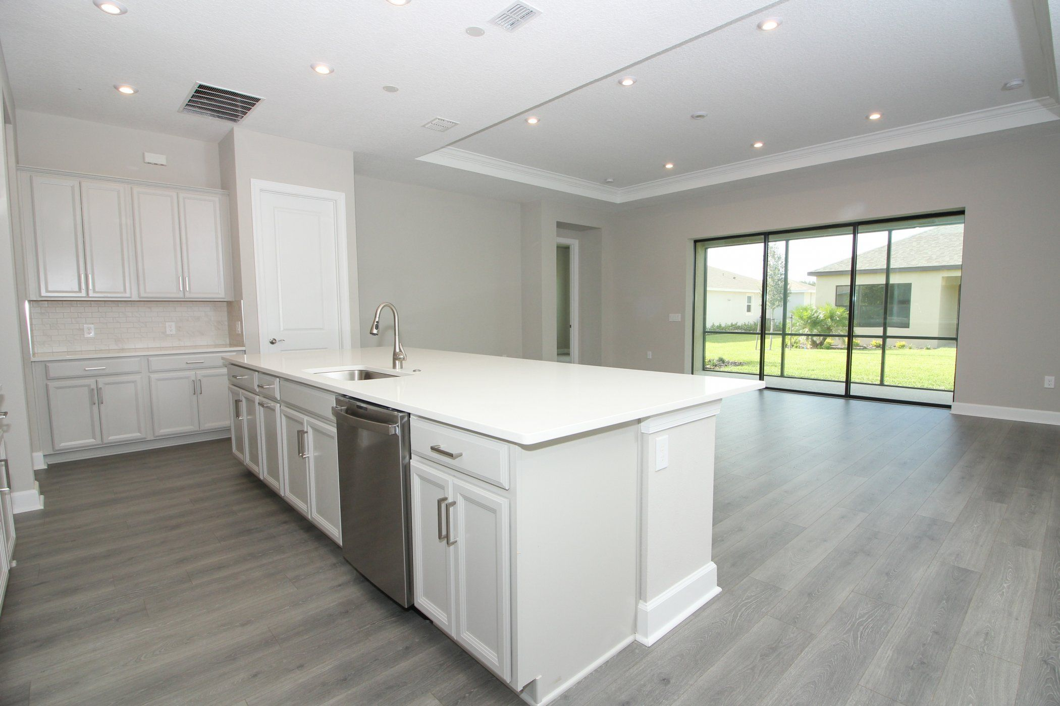 Kitchen featured in the Ambra By Taylor Morrison in Orlando, FL