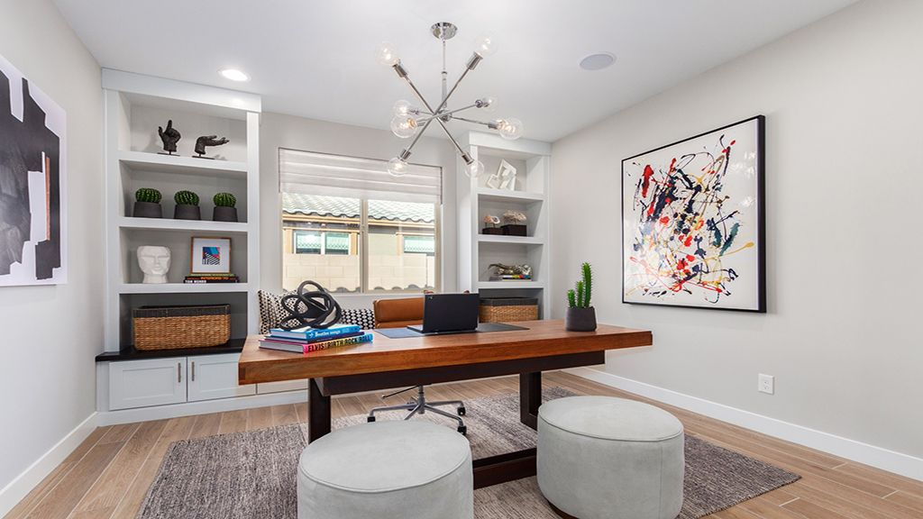 Living Area featured in the Hudson By Taylor Morrison in Phoenix-Mesa, AZ