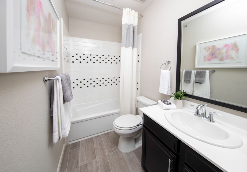 Bathroom featured in the Avery Plan 1 By Taylor Morrison in Sacramento, CA