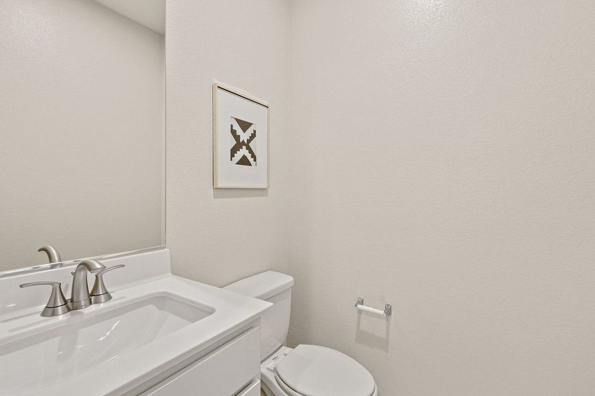 Bathroom featured in the Luna Unit 1 By Taylor Morrison in Las Vegas, NV