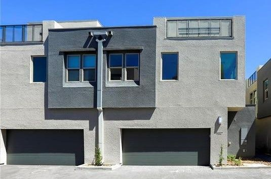 Exterior featured in the Unit 3 WLH By Taylor Morrison in Las Vegas, NV