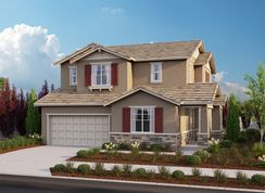 Residence 5 - Farmstead Square in Vacaville: Vacaville, California - Taylor Morrison