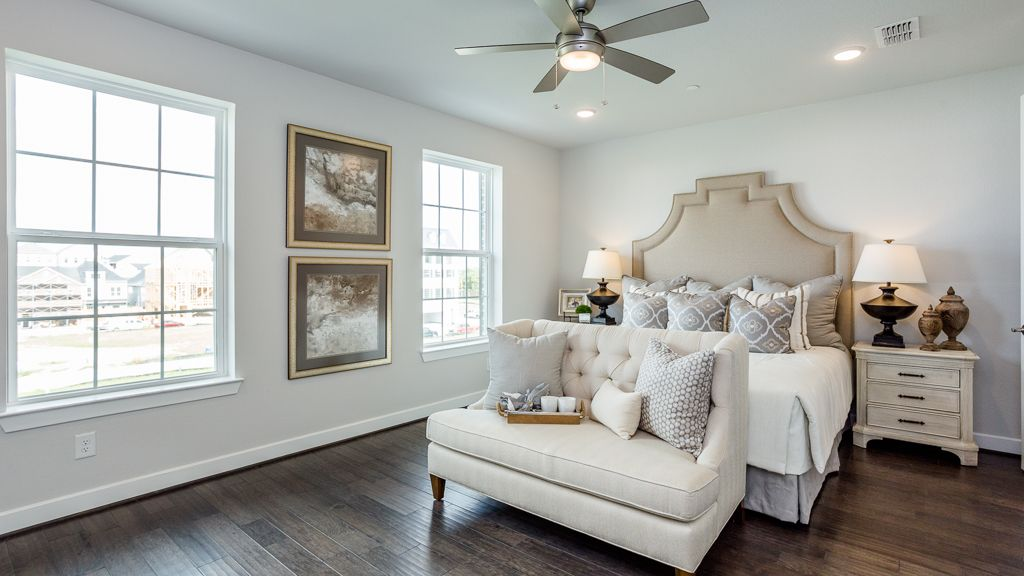 Bedroom featured in the 1362 - 4 Story By Darling  Homes in Houston, TX