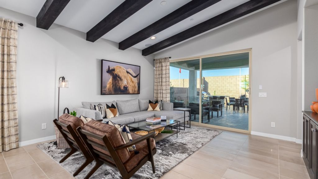 Living Area featured in the Lily By Taylor Morrison in Phoenix-Mesa, AZ