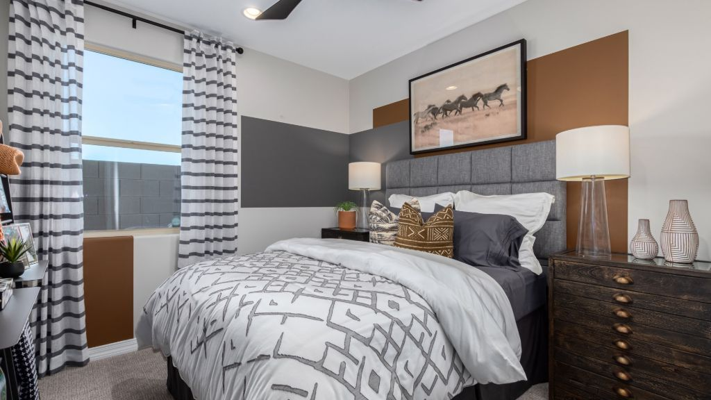 Bedroom featured in the Lily By Taylor Morrison in Phoenix-Mesa, AZ