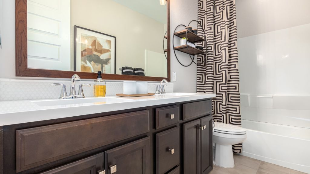 Bathroom featured in the Lily By Taylor Morrison in Phoenix-Mesa, AZ