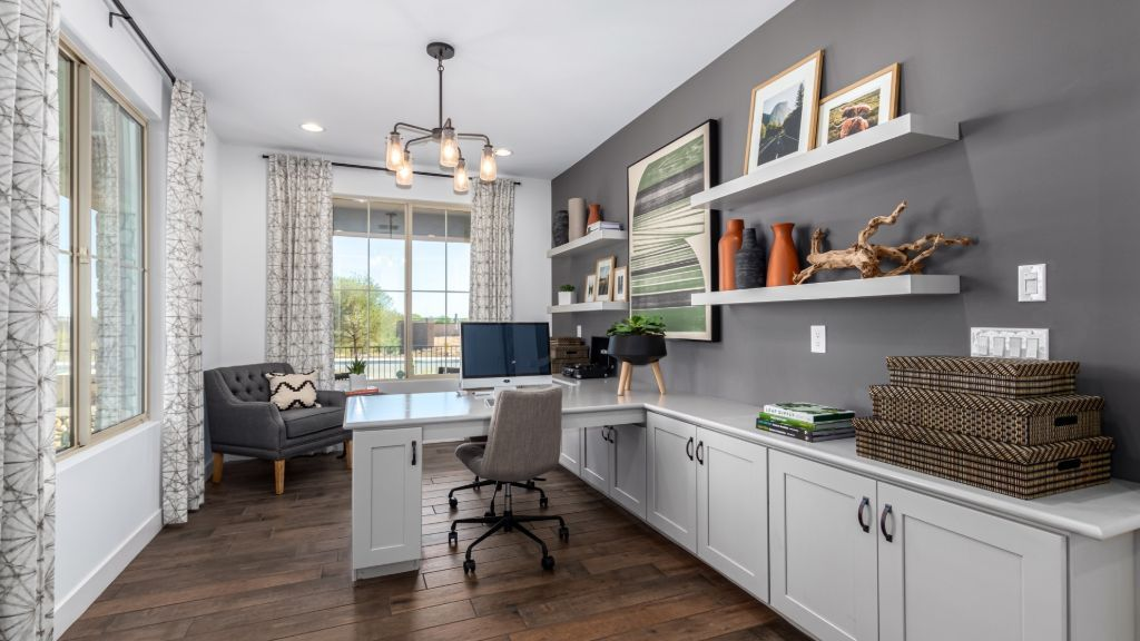 Living Area featured in the Jasmine By Taylor Morrison in Phoenix-Mesa, AZ