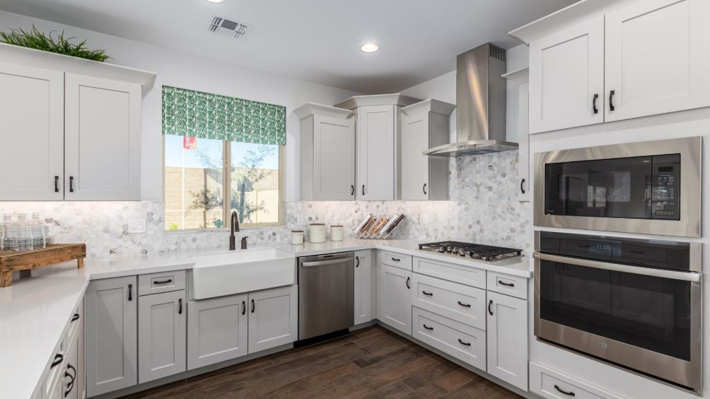 Kitchen featured in the Jasmine By Taylor Morrison in Phoenix-Mesa, AZ