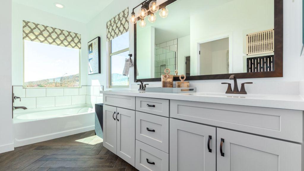 Bathroom featured in the Jasmine By Taylor Morrison in Phoenix-Mesa, AZ