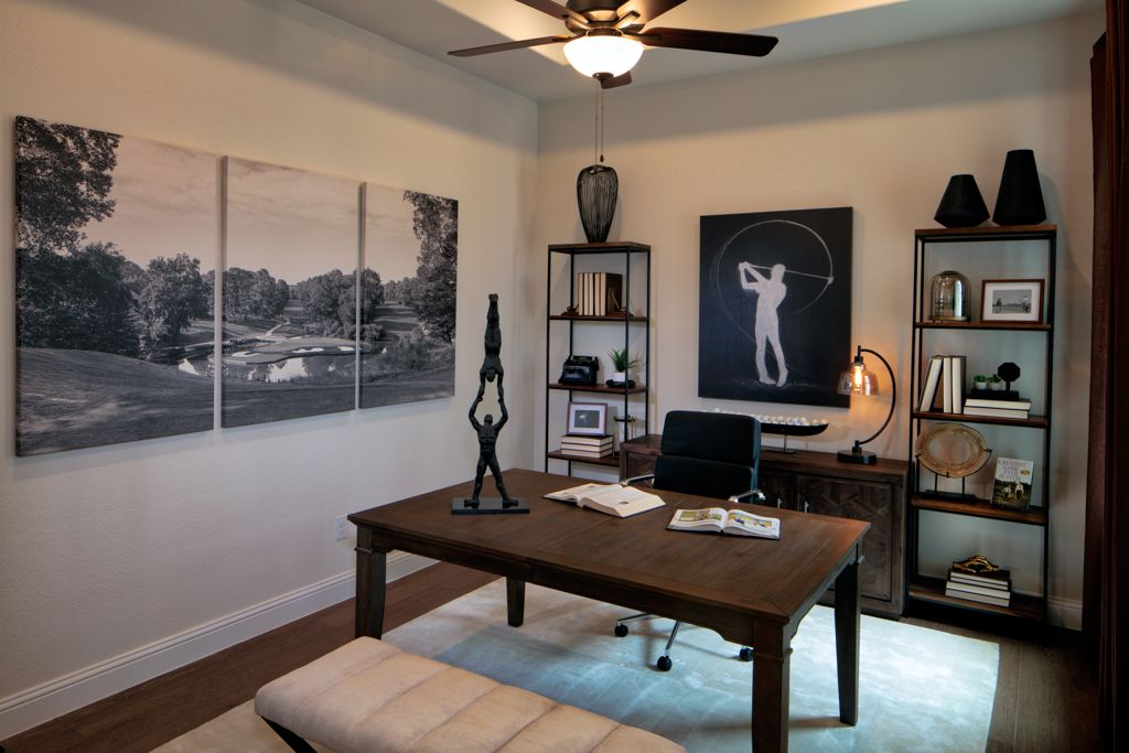 Living Area featured in the Courtney By Taylor Morrison in Fort Worth, TX