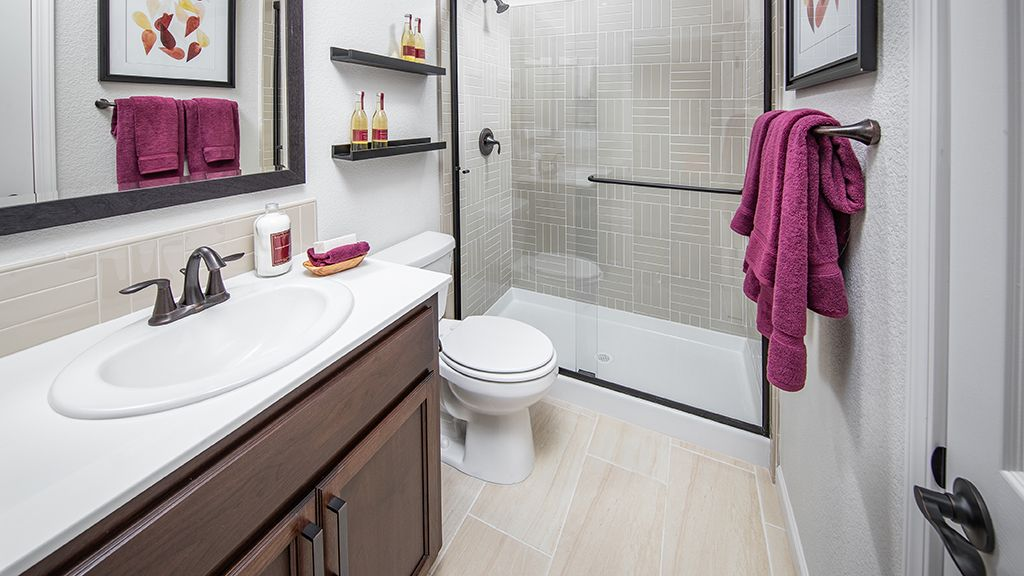 Bathroom featured in the Plan 4 Skye Plan By Taylor Morrison in Sacramento, CA