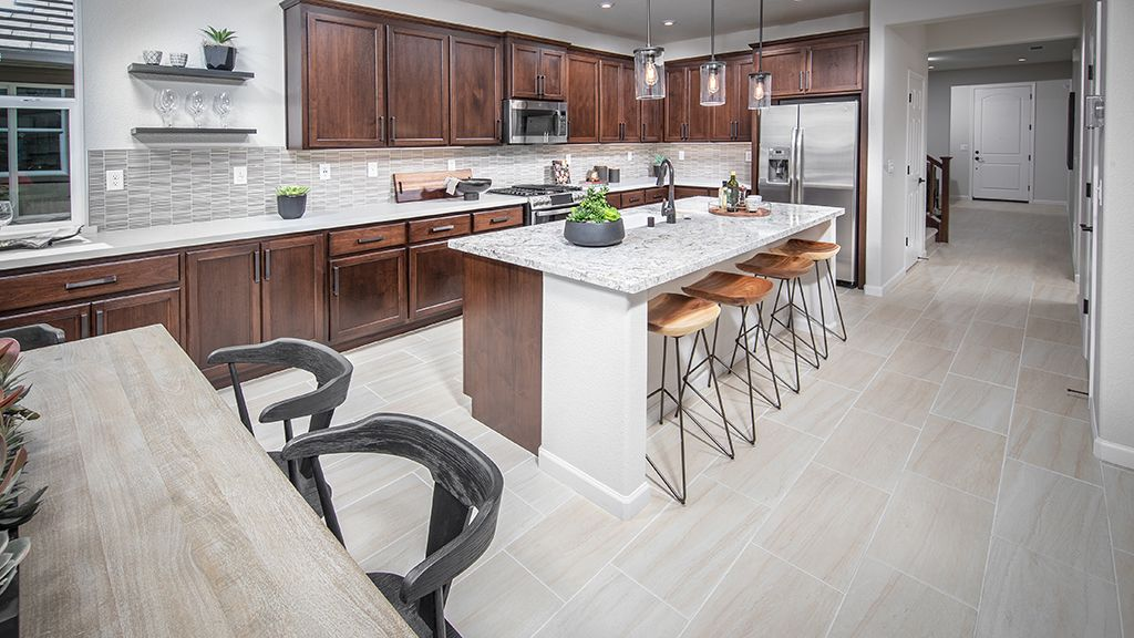 Kitchen featured in the Plan 4 Skye Plan By Taylor Morrison in Sacramento, CA