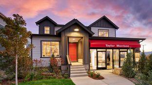 The Hayden Sterling 35s - Sterling Ranch Ascent Village: Littleton, Colorado - Taylor Morrison